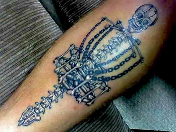 Photos for Disc golf tattoos